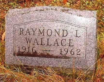 WALLACE, RAYMOND L. - Madison County, Iowa | RAYMOND L. WALLACE