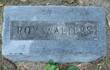WALTERS, ROY V. - Madison County, Iowa | ROY V. WALTERS
