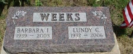 WEEKS, LUNDY CHARLES - Madison County, Iowa | LUNDY CHARLES WEEKS