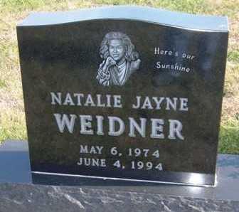 WEIDNER, NATALIE JAYNE - Madison County, Iowa | NATALIE JAYNE WEIDNER
