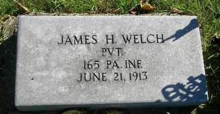 WELCH, JAMES HENRY - Madison County, Iowa | JAMES HENRY WELCH