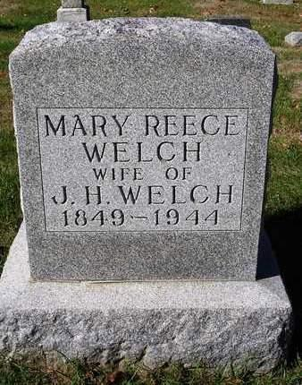 WELCH, MARY A. - Madison County, Iowa | MARY A. WELCH