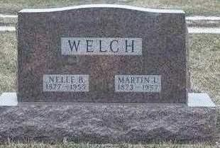 WELCH, NELLIE B. - Madison County, Iowa | NELLIE B. WELCH