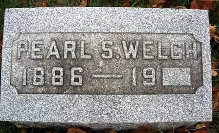 WELCH, PEARL SAMUEL - Madison County, Iowa | PEARL SAMUEL WELCH