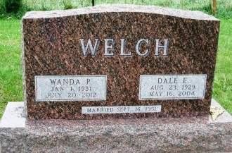 WELCH, WANDA P. - Madison County, Iowa | WANDA P. WELCH