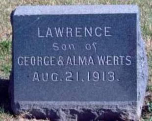 WERTS, LAWERENCE - Madison County, Iowa | LAWERENCE WERTS