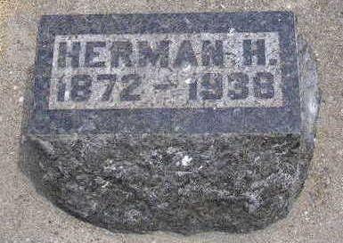 WESTPHAL, HERMAN HENRY - Madison County, Iowa | HERMAN HENRY WESTPHAL