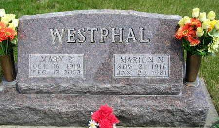 WESTPHAL, MARY PAULINE - Madison County, Iowa | MARY PAULINE WESTPHAL