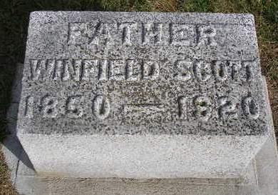 WHEDON, WINFIELD SCOTT - Madison County, Iowa | WINFIELD SCOTT WHEDON