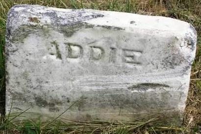 WHEELER, ADDIE - Madison County, Iowa | ADDIE WHEELER