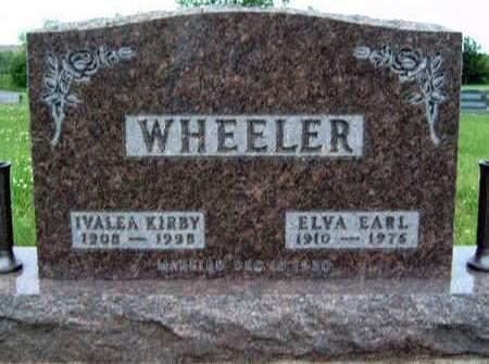 WHEELER, IVALEA - Madison County, Iowa | IVALEA WHEELER
