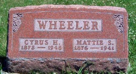 WHEELER, MARTHA SELENA