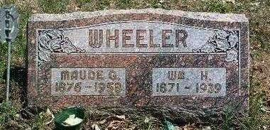 WHEELER, WILLIAM HENRY - Madison County, Iowa | WILLIAM HENRY WHEELER