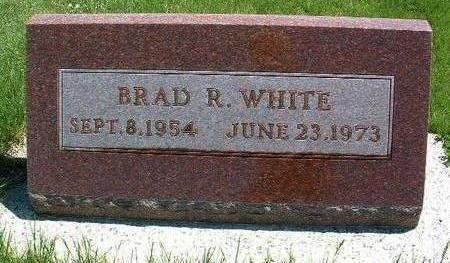 WHITE, BRAD R. - Madison County, Iowa | BRAD R. WHITE