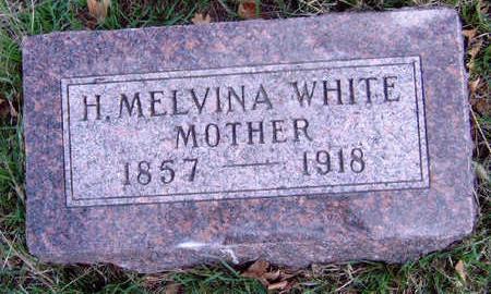 WHITE, HELLEN MELVINA - Madison County, Iowa   HELLEN MELVINA WHITE