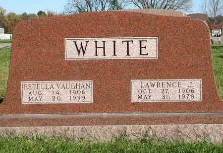 WHITE, ESTELLA P. - Madison County, Iowa | ESTELLA P. WHITE
