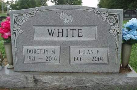WHITE, DOROTHY MAY - Madison County, Iowa | DOROTHY MAY WHITE