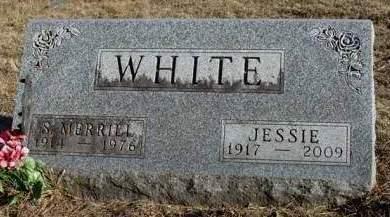WHITE, JESSIE - Madison County, Iowa | JESSIE WHITE