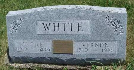 WHITE, ONIE LUCILE - Madison County, Iowa | ONIE LUCILE WHITE