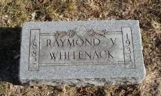 WHITENACK, RAYMOND VINTON - Madison County, Iowa | RAYMOND VINTON WHITENACK