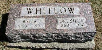 WHITLOW, DRUSILLA - Madison County, Iowa | DRUSILLA WHITLOW