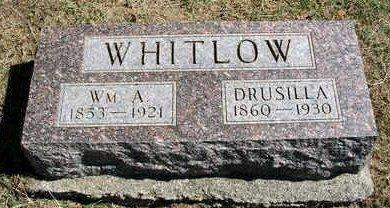 WHITLOW, WILLIAM ALEXANDER - Madison County, Iowa | WILLIAM ALEXANDER WHITLOW