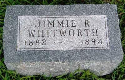 WHITWORTH, JAMES ROSS