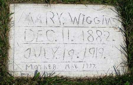 WIGGINS, MARY - Madison County, Iowa | MARY WIGGINS