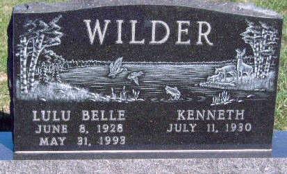 WILDER, KENNETH - Madison County, Iowa | KENNETH WILDER