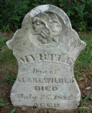 WILDER, MYRTLE - Madison County, Iowa | MYRTLE WILDER