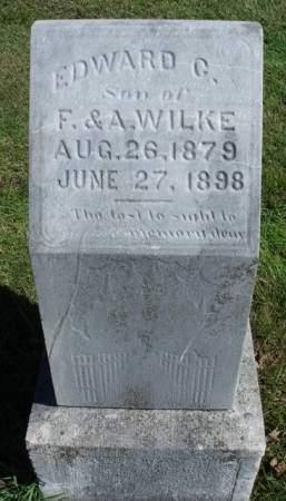 WILKIE, EDWARD G.