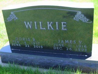 WILKIE, JAMES V. - Madison County, Iowa | JAMES V. WILKIE