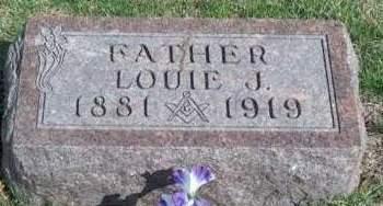 WILKIE, LOUIE JOHN - Madison County, Iowa | LOUIE JOHN WILKIE