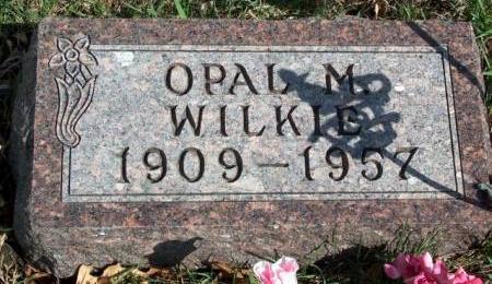 WILKIE, OPAL MARIE - Madison County, Iowa | OPAL MARIE WILKIE