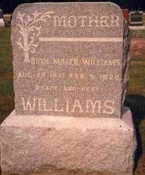 WILLIAMS, RUTH - Madison County, Iowa | RUTH WILLIAMS