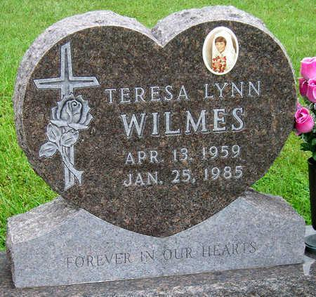 WILMES, TERESA LYNN - Madison County, Iowa   TERESA LYNN WILMES