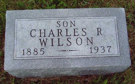 WILSON, CHARLES R. - Madison County, Iowa | CHARLES R. WILSON