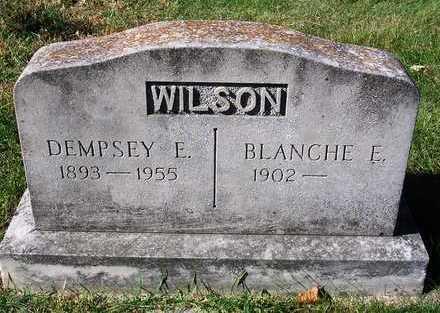 WILSON, DEMPSEY E. - Madison County, Iowa | DEMPSEY E. WILSON