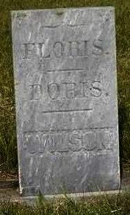 WILSON, FLORIS - Madison County, Iowa | FLORIS WILSON