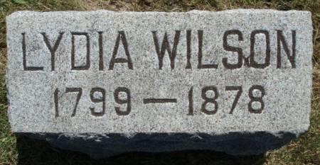 WILSON, LYDIA - Madison County, Iowa | LYDIA WILSON