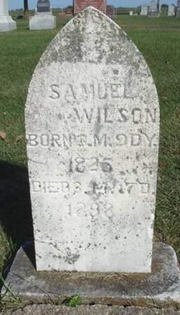 WILSON, SAMUEL - Madison County, Iowa | SAMUEL WILSON