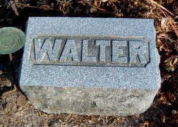 WILSON, WALTER I. - Madison County, Iowa | WALTER I. WILSON