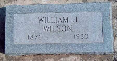 WILSON, WILLIAM J. - Madison County, Iowa   WILLIAM J. WILSON