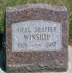 WINSHIP, OPAL E. - Madison County, Iowa | OPAL E. WINSHIP