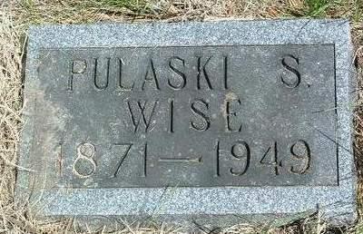 WISE, PULASKI SENECA - Madison County, Iowa | PULASKI SENECA WISE