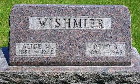 WISHMIER, OTTO REINHOLD HERMAN - Madison County, Iowa | OTTO REINHOLD HERMAN WISHMIER