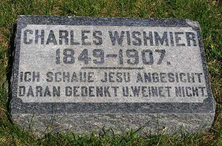 WISHMIER, CHARLES KARL - Madison County, Iowa | CHARLES KARL WISHMIER