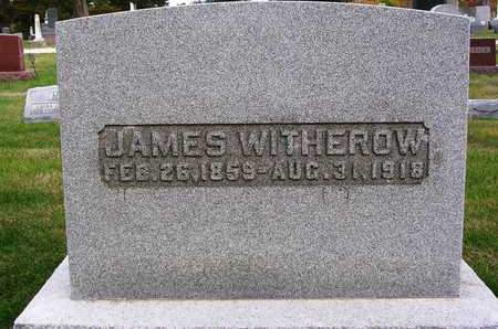 WITHEROW, JAMES - Madison County, Iowa | JAMES WITHEROW