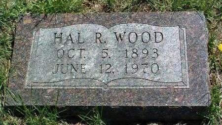 WOOD, HALLIE R.