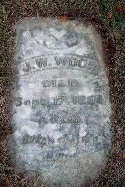 WOOD, J. W. - Madison County, Iowa | J. W. WOOD